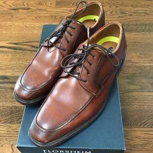 Men's Florsheim Comfortech Leather Shoes Size 9M